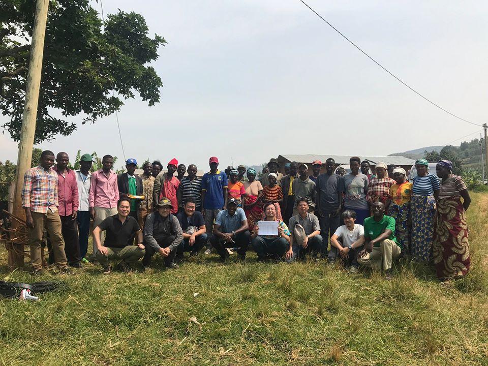 ルワンダ健康保険サポート2019